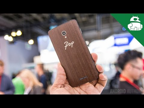 Alcatel Onetouch Pop Star First Look!