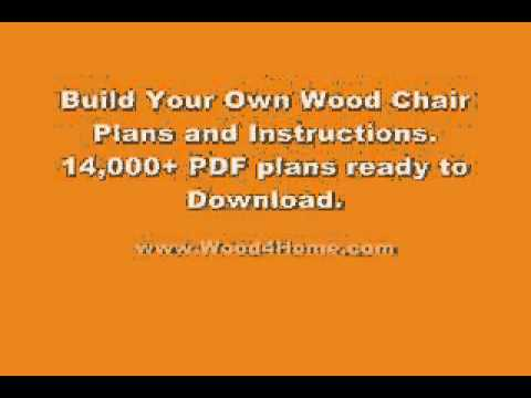 how-to-build-a-wood-chair---download-plans---ted's-woodworking---tedswoodworking.com