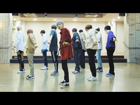 PENTAGON (펜타곤) - 빛나리 (Shine) Dance Practice (Mirrored)