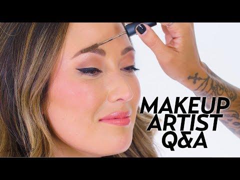 Expert Eye Makeup and Foundation Makeup Tips