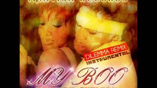 "R&B sample beat ""Dilemma Remix"" (Prod, Cutlery)"
