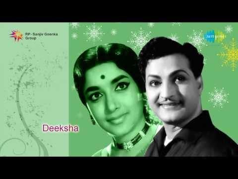 Deeksha   Merise Megha Maalika song