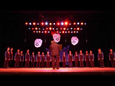 Voices in Harmony 2014 Finals Night - Marist School, Marikina (Full Performance)
