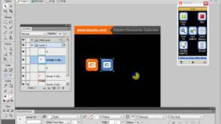 Adobe Fireworks Tutorial - Creating A Candy Button
