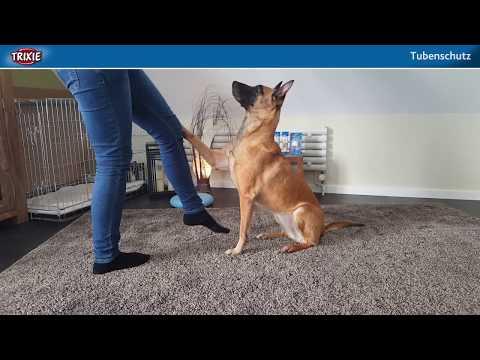 TRIXIE Tubenschutz für Tubensnacks für Hunde