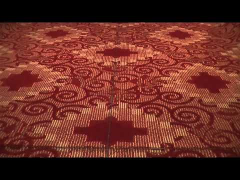 Patterned Commercial Carpet In Very Long Hotel Corridors (200' +).  How To Install.