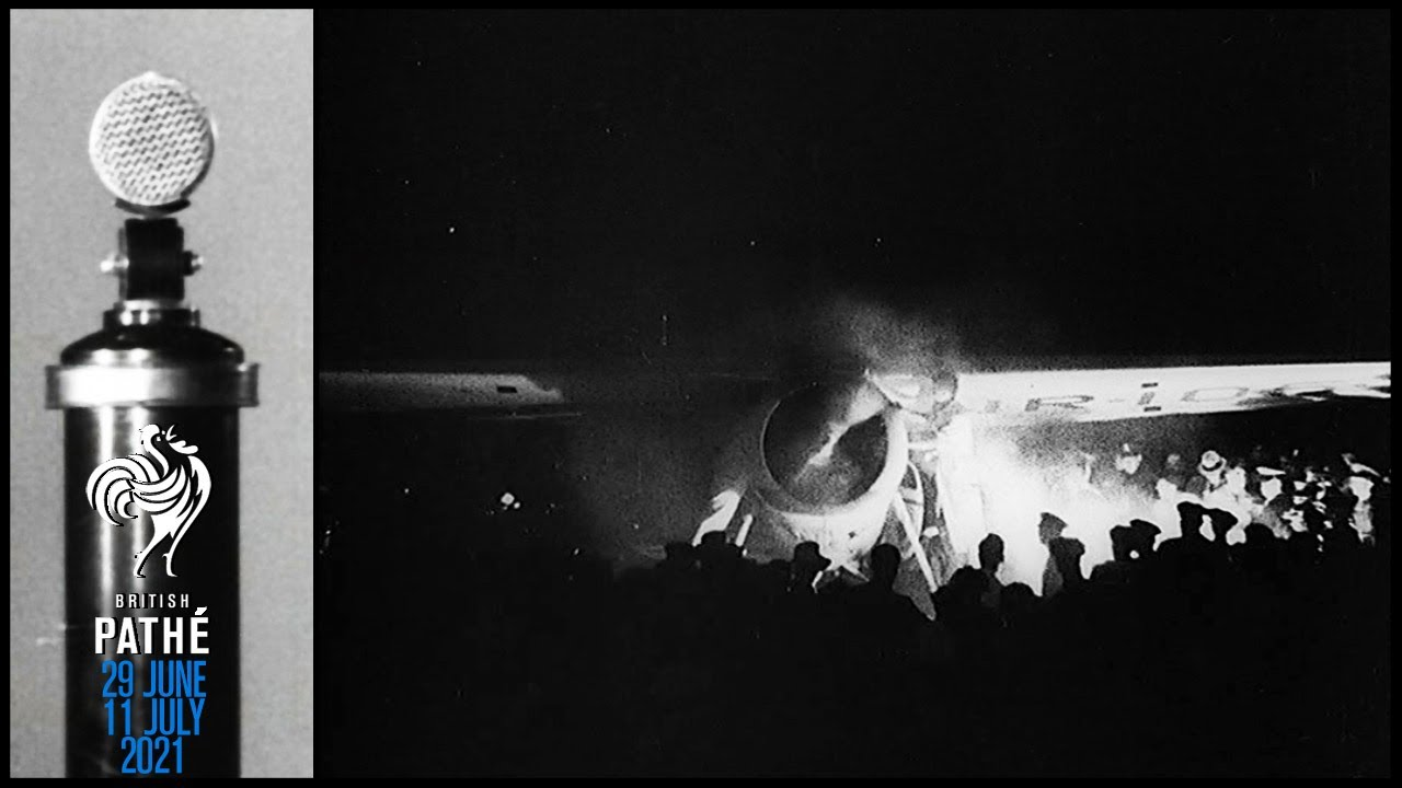 Crew of Soyuz 11 Killed, The Irish War of Independence Ends and more | British Pathé