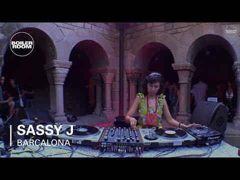 Sassy J Boiler Room x Dekmantel x IR DJ Set