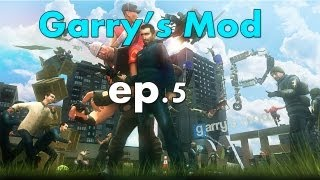 Garry's Mod - Building Jopster's City - Ep.5 - Leuke Intro ? ;p