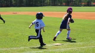 i9 Sports 352: T- Ball Player Highlights (4/21/18)