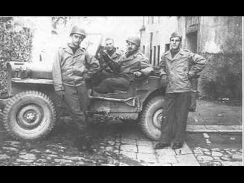 Hino Nacional - FEB - 1944 - Loucos por Jeep