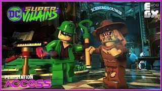 LEGO DC : Super Villains - EGX PlayStation Access NEW Gameplay 2018 (PC, PS4 & XB1) HD