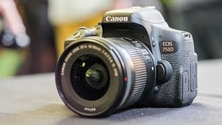 Canon 750D (Rebel T61) Unboxing and Quick Review Indonesia