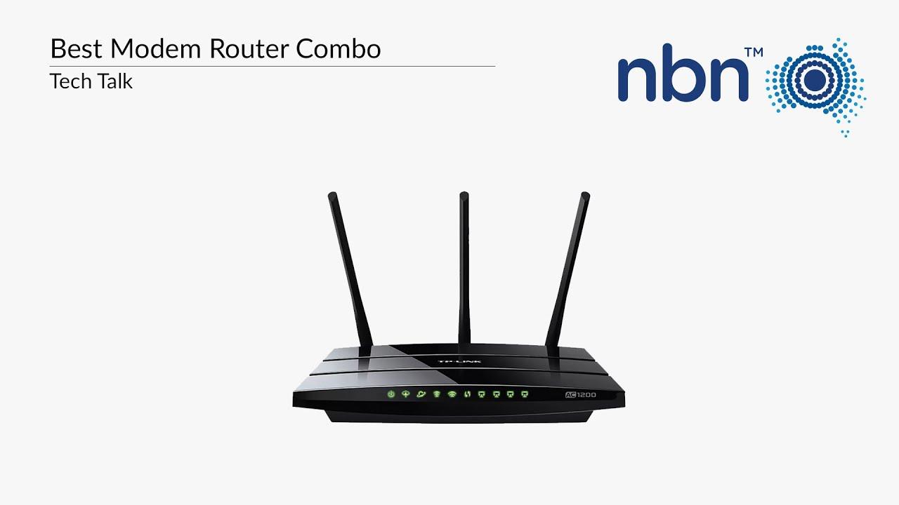 Best NBN Modem Router Combo | Tech Man Pat