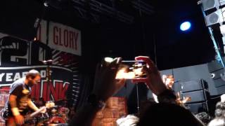 New Found Glory - All Downhill From Here live Perth Metropolis 8/8/17