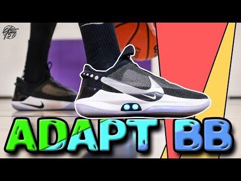 nike-adapt-bb-performance-review!-$350-self-lacing-basketball-shoe!