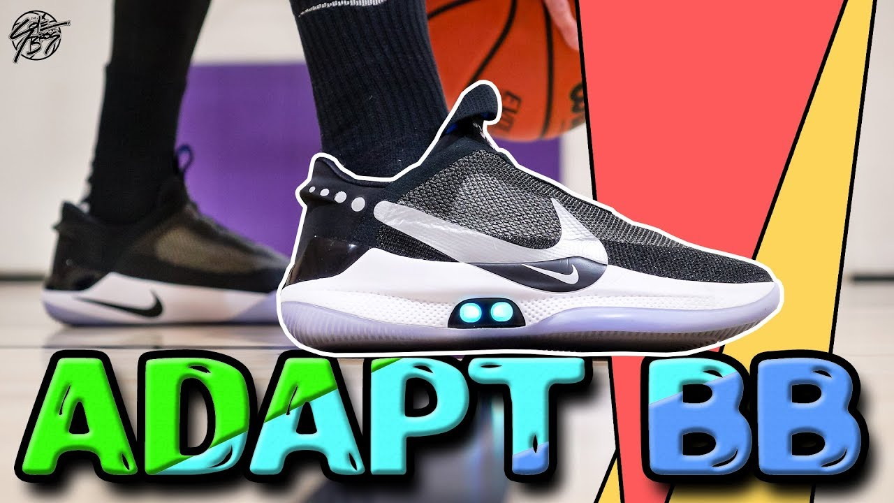 Nike ADAPT BB Performance Review! $350
