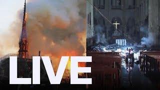 Notre Dame After Fire | ET Canada LIVE