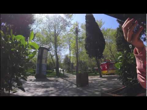 Timelapse / Baku 2017 / Fountains Square