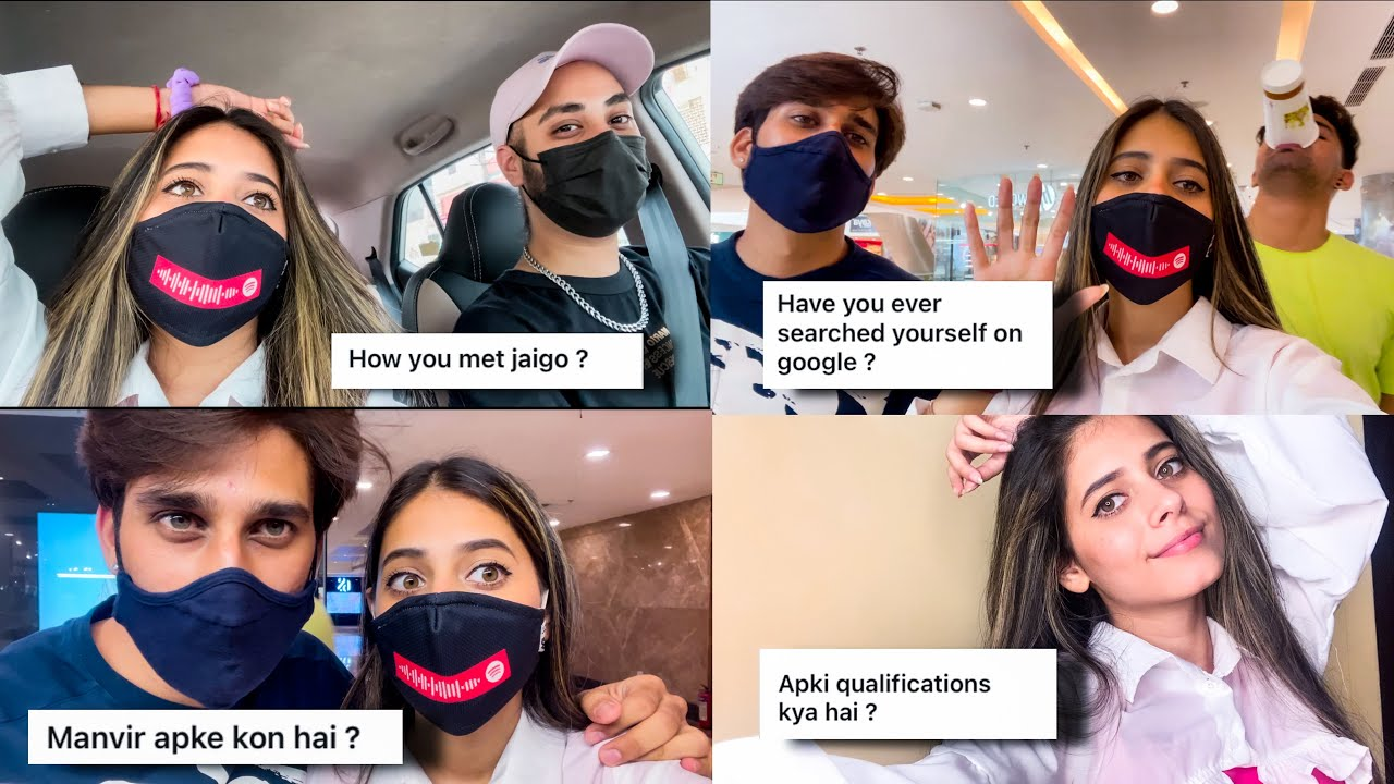 Download QnA WITH FRIENDS 👽💸 || KAJAL CHOUDHARY