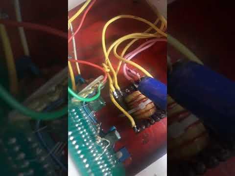 Nguồn xạc accu dùng ic UC3845 rất ok.
