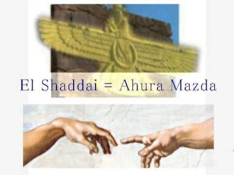 1527+1508 Who is El Shaddai, almighty God(全知全能の神、エル・シャダイとはだれか)by Hiroshi Hayashi はやし浩司