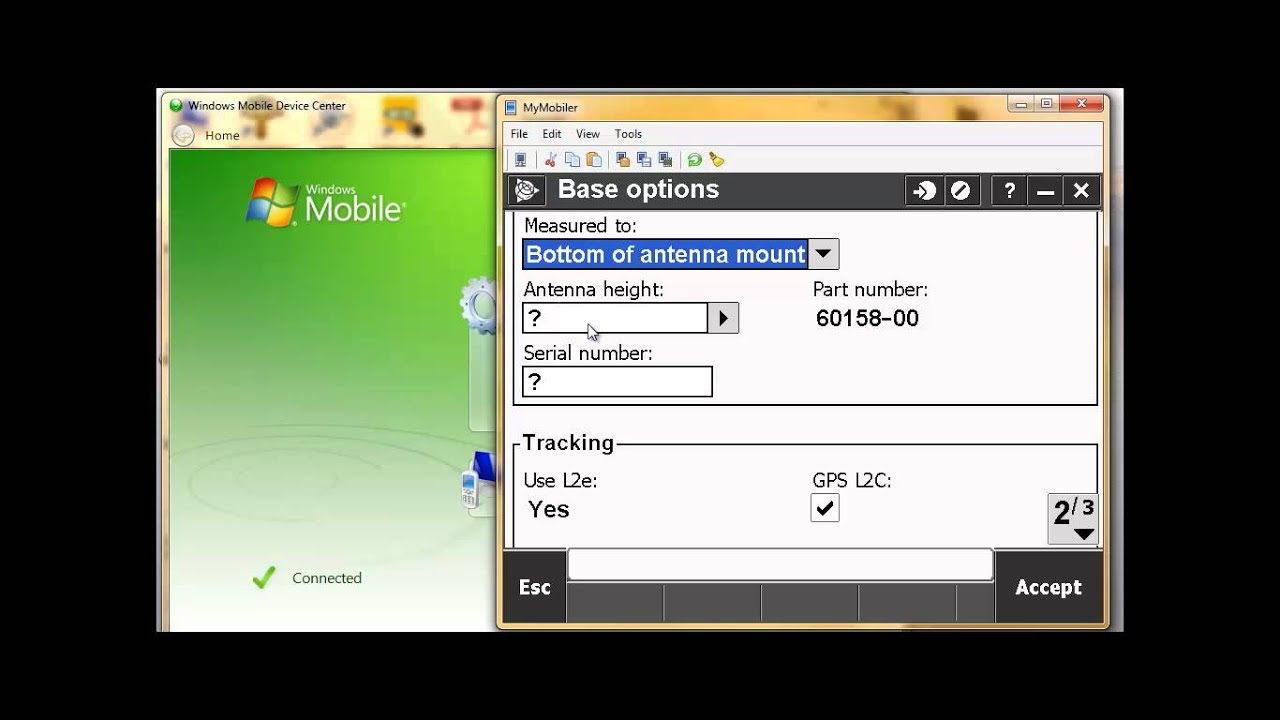 how to setup a rtk survey style in trimble access youtube rh youtube com trimble access software user manual Trimble Office Software