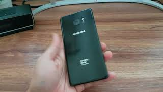 Galaxy Note Fan Edition malaysia set (october 2017) english sub