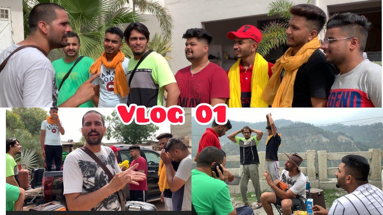 Vlog 01    PUNJAB TO JAMMU, SRINAGAR    Producerdxxx