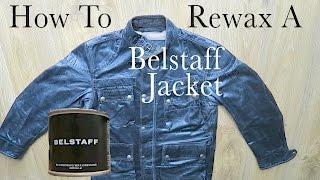 TUTORIAL #1 | How To Rewax A Belstaff Jacket