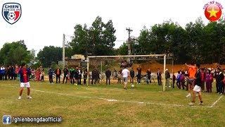 Bình Luận Fun | Chết cười với loạt Penalty kịch tính trên sân bóng làng