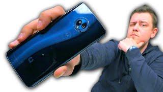 Бюджетный Смартфон от Motorola на Snapdragon! Motorola Green Pomelo S1
