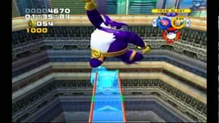 Sonic Heroes Team Rose: Stage 3 Grand Metropolis