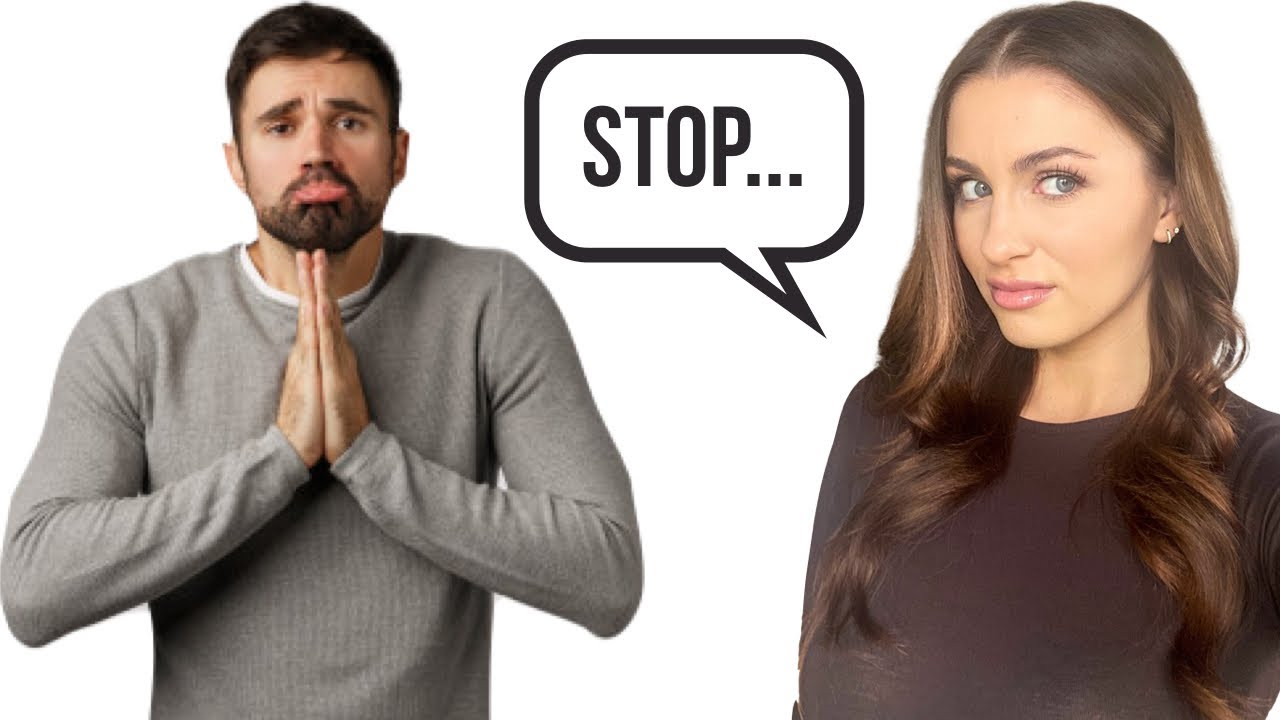 5 Ways To STOP Being a Simp | Courtney Ryan