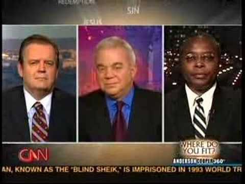 Jim Wallis Speaks on Anderson Cooper 360