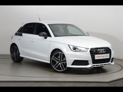 de67aou audi a1 s1 competition quattro sportback white. Black Bedroom Furniture Sets. Home Design Ideas