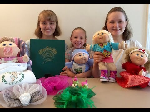 Cabbage Patch Kids Collector's Club Babyland General Hospital Review by New Toy Collector Family