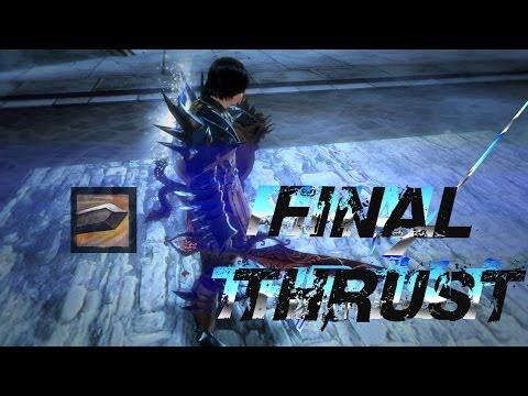 Final Thrust - Guild Wars 2 Warrior WvW Solo Roaming Montage