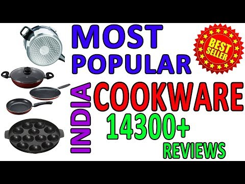 BEST SELLING COOKWARE & BAKEWARE | INDIA | Hindi