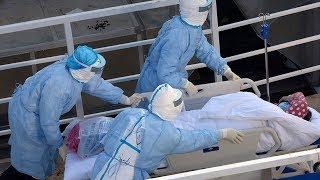 Число зараженных резко выросло! Новая система диагностики коронавируса. 15 тыс. в день