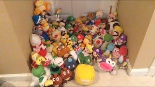 Mario Plush Collection 2017