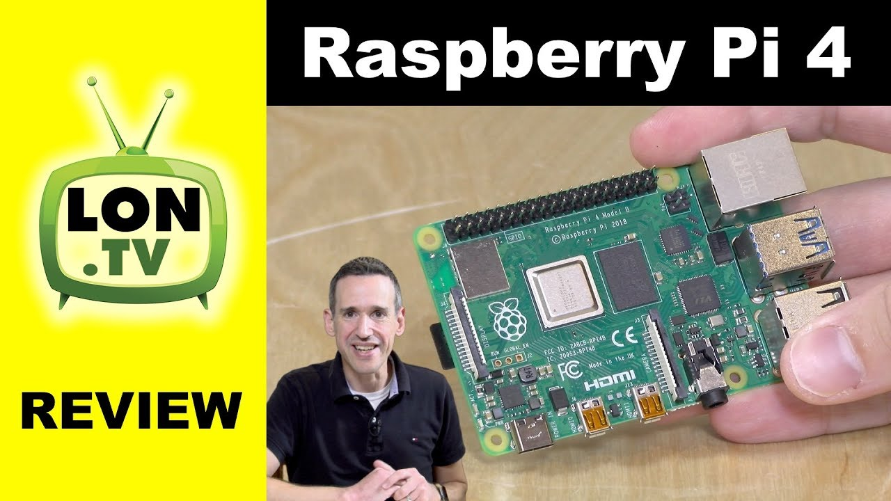 Raspberry Pi 4 Review - Lots of Potential to Come