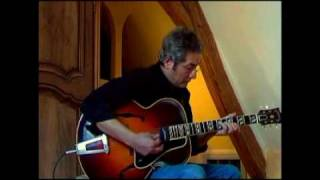 jazz guitar ERIC LALIERE