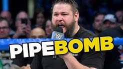 Kevin Owens Drops PIPEBOMB On WWE SmackDown & More