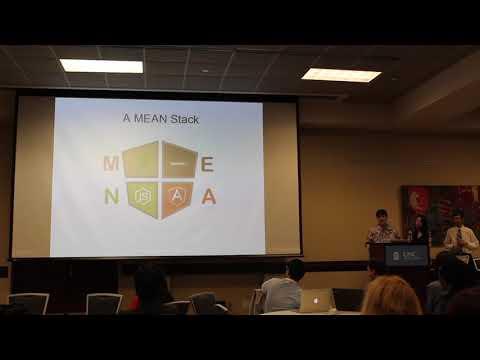 UNC coding bootcamp demo day 11/2/2017 - Rebootcamp