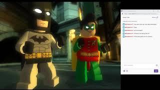Lego Batman- The Video Game Stream 1