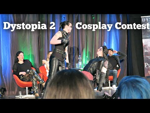 Dystopia 2 Cosplay Contest and Closing Ceremony  The 100 Con