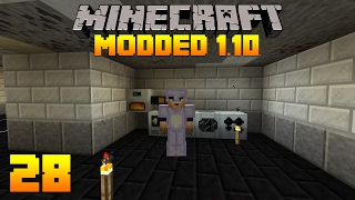 Minecraft Modded 1.10 [Deutsch/German] #028 - Tech Reborn