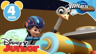 Miles From Tomorrow | Miles Underwater | Disney Junior UK thumbnail