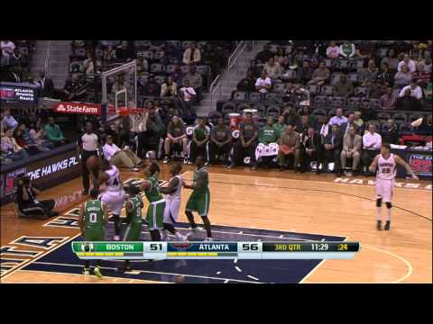 Top 10 NBA Assists of the Week: 4/6 - 4/12
